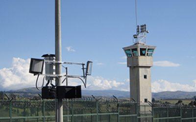 Bloqueadores de Señal (Jammers) en Cárcel en Colombia