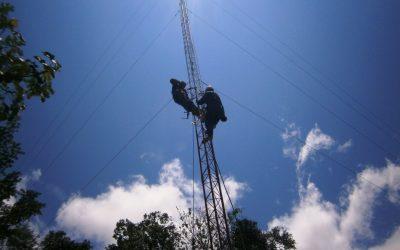 Instalación Red de Radio Parque Nacional Natural